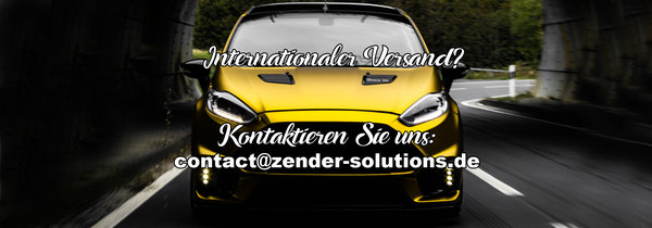 Internationaler Versand